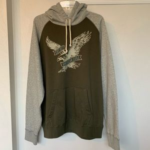 American Eagle Outfitters Graphic Hoodie Size XL